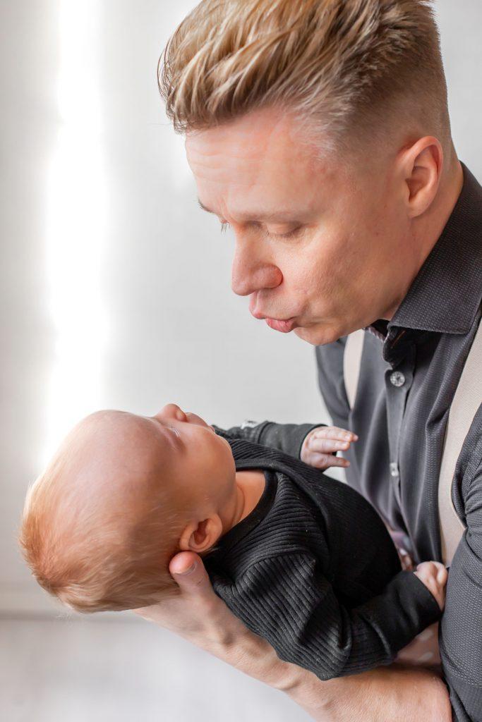 isi ja poika, rakkaus, vauvakuvaus, perhe